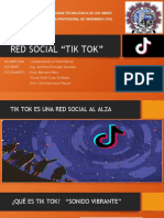RED SOCIAL TIK TOK