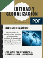 Identidad y globalización
