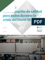 Informe Hundred Covid-19