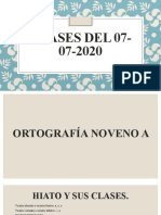 CLASES 07-07-2020