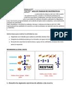 Guía de Ejercitación, Matemática, tercero