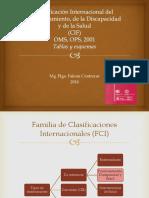 Clasificacioìn Internacional del Funcionamiento, de la Discapacidad para enviar.pdf