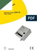 CDA70 Manual Eng