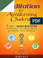 Meditation for Awakening Chakras