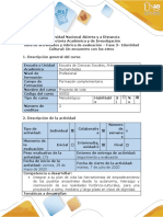 Guía de actividades y rúbrica de evaluación - Fase 3 - Identidad cultural- Un encuentro con los otros (1)