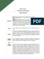 analisis estatico Probatorio
