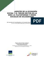 Web 2.0 y plataformas de solidaridad