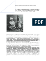 Ensayo sobre Antropología en relación a sus grandes rasgos.docx