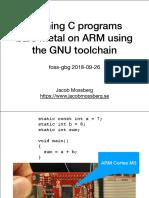 running-c-programs-bare-metal-arm-gnu-toolchain-foss-gbg-20180926