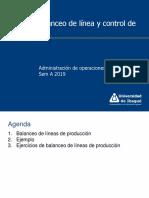 409069080 Balanceo de Linea I PDF