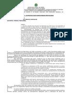 Parecer n. 01299-2017-CONJUR-MP - ressarcimento - benfeitorias - imóvel funcional