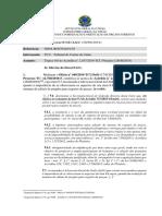 Despacho nº 0027-2019-HTM-CNMLC-CGU-AGU - Recomendações TCU - Acórdão 2037-2019-Plenário- Registro de Preços.pdf