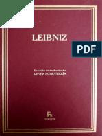 Principios de la Naturaleza y de la Gracia Fundados en la Razón. G. W. Leibniz