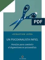 Un psicoanalista infiel. Herejías para combatir el dogmatismo en psicoanálisis.pdf