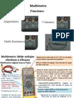 Manual Del Mediciones Con Multimetro