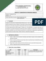 GUIA PARA LA ELABORACION DE PAPA PRECOCIDA Version 2019
