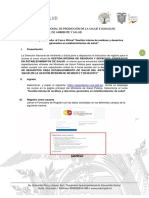 INSTRUCTIVO INSCRIPCION CURSO VIRTUAL DESECHOS 2020