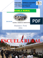 Escuela Ruralds