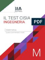 Il Test CISIA INGEGNERIA - Matematica vol.1.pdf