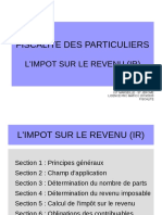2 - FISCALITE DES PARTICULIERS_IR
