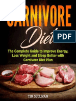 Carnivore Diet The Complete Guide to Improve Energy, Loss Weight and Sleep Better with Carnivore Diet.epub