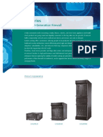 HUAWEI USG9500 Series Terabit-Level Next-Generation Firewall Datasheet
