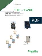 NT00081-EN-05 - G200 DNP3 User's manual