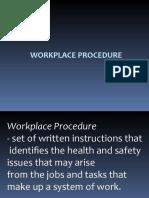 1Workplace procedure.ppt