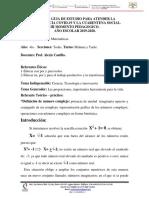 Obj.3.3 Matemática