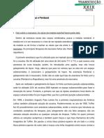 AULA 1 - BLOQUEIOS DE NEURO-EIXO