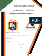 UNA_ILUMINACION Y ACUSTICA