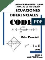 SOLUCIONARIO DE EXAMENES CODEX ECUAS 2020
