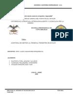 PROGRAMAS DE AUDITORIA admin y tame