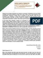 Revista Nº5 VICARÍA SANTA TERESITA
