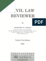 Civil Law Reviewer By D. Jurado.pdf