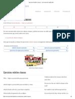 Ejercicios Relative Clauses - Como Aprender Inglés Bien.pdf