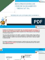 SISTEMA DE AGUA POTABLE DE CAJAMARCA.pptx