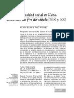 Basail Rodríguez, Alain. Religiosidad social en Cuba. Escenas de fin de siècle (XIX y XX)
