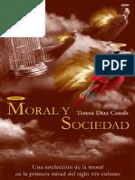 Díaz Canals, Teresa. MORAL Y SOCIEDAD