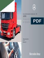 Manual de familiarización de operación Axor III 2011