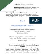 SERMÃO 3 - O QUE DIRIGE A SUA VIDA - Pr. Jaime Sepulcro.pdf