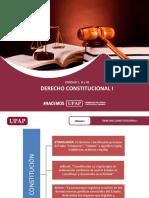 Derecho Constitucional - Desarrollo de las unidades 1-3