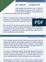 a1. El programa SPSS