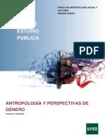 Antropología y Perspectiva de Genero 3 1 Trimestre