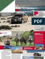 Kia Sorento 4WD... no trilho do Dakar (Parte II - Autosport)