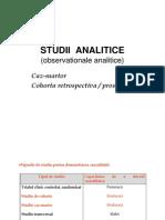 studii analitice