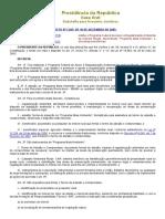 Decreto nº 7029