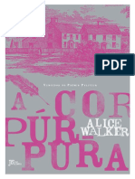 A Cor Púrpura- Alice Walker