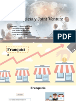Franquicia y Joint Venture