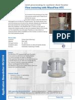 Aplicación Industria del cemento
